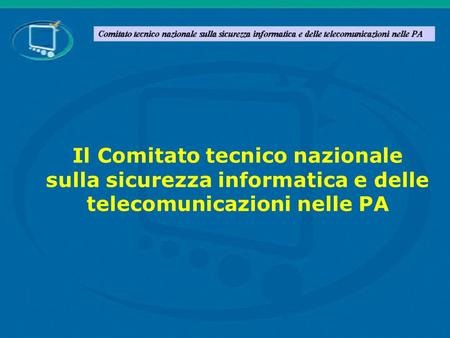 E-GOVERNMENT IN FORTE CRESCITA IN ITALIA