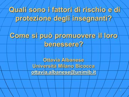 Prof Pietro Berti 1 SOSTEGNO SOCIALE 1 DEFINIZIONE
