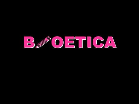 B!OETICA.
