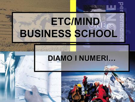 ETC/MIND BUSINESS SCHOOL