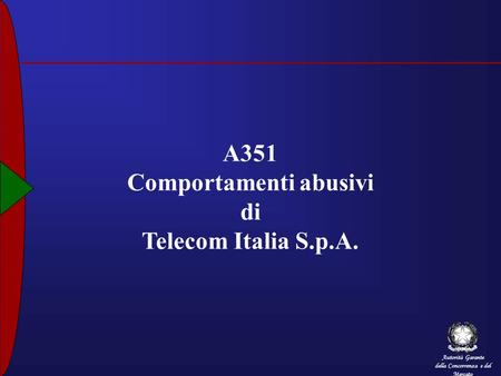 Comportamenti abusivi
