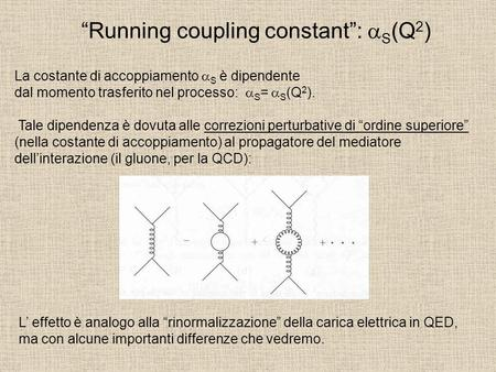 """Running coupling constant"": aS(Q2)"