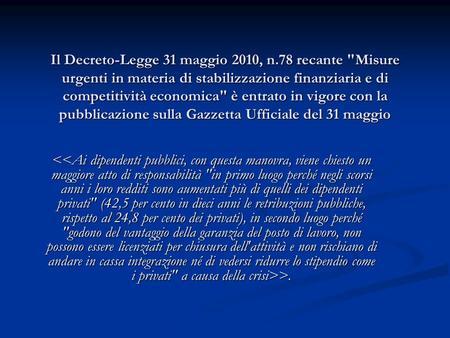 incontri annunci urgenti Carrara