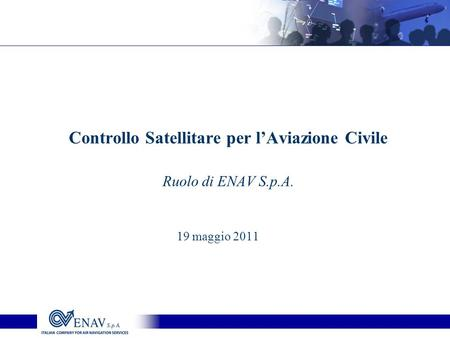 Controllo Satellitare per l'Aviazione Civile