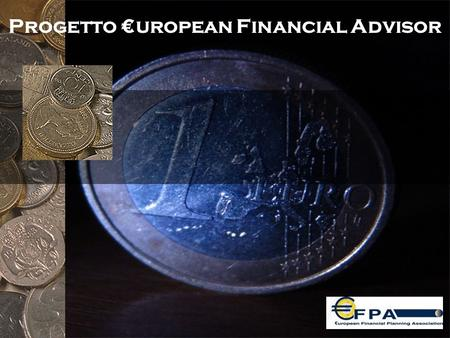 Progetto €uropean Financial Advisor