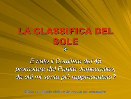 Governo il governo l 39 espressione della maggioranza for Seggi parlamento italiano