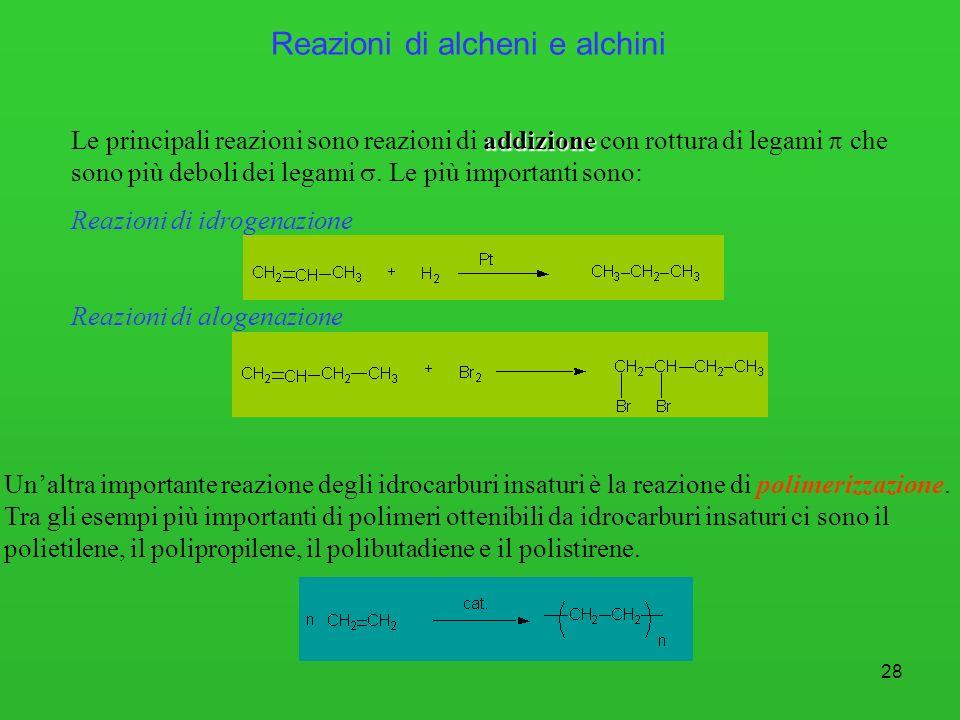 29 Idrocarburi aromatici Il capostipite degli idrocarburi aromatici è il benzene, C 6 H 6.