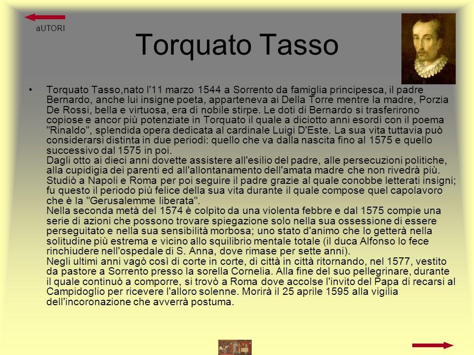 Ludovico Ariosto Primo di dieci figli, Ludovico Ariosto nasce a Reggio Emilia l 8 settembre 1474 da Daria Malaguzzi Valeri e dal conte Niccolò Ariosto, capitano della rocca di quella città.