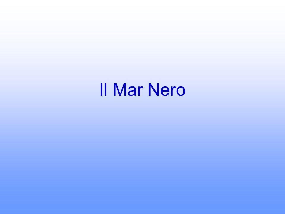Il Mar Nero