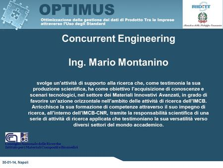 Concurrent Engineering Ing