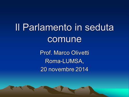 Parlamento e governo organi costituzionali palazzo madama for Dove si riunisce il parlamento italiano