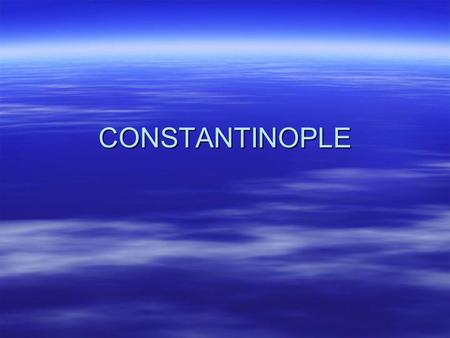 CONSTANTINOPLE. Justinian I (527-565 A.D.) and Constantine the Great (312-337 A.D.)