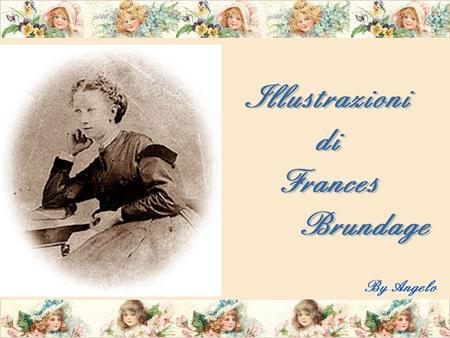 Illustrazioni di Frances Brundage By Angelo.