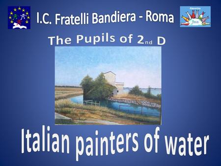 Italian painters of water