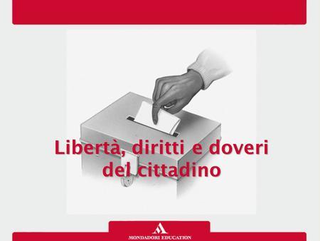 La costituzione struttura ppt scaricare for Convivenza diritti e doveri