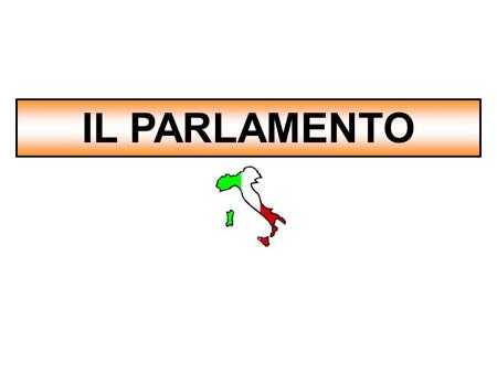 Le immunit parlamentari l organizzazione delle camere l for Camera dei deputati composizione