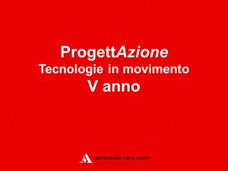 Tecnologie in movimento