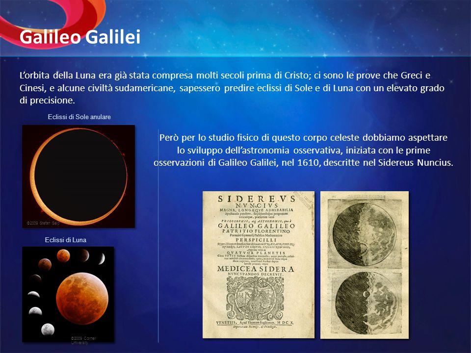 Alle prime osservazioni al telescopio, la superficie della Luna era apparsa aliena, misteriosa e difficile da paragonare e collegare a qualche paesaggio terrestre.