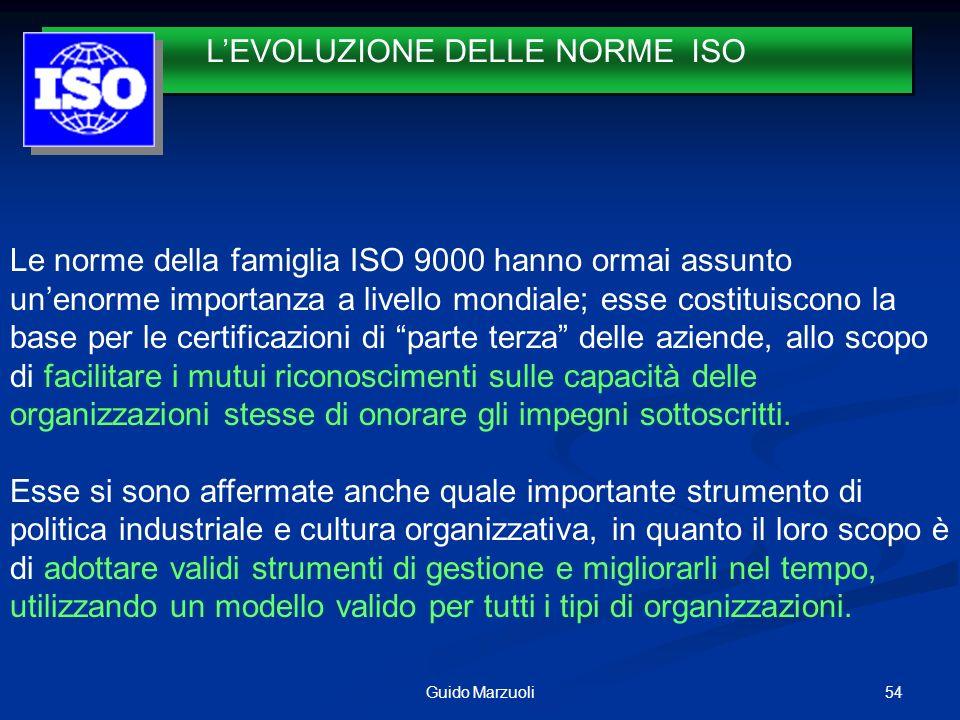 Le ISO 9000 sono norme generiche progettate per essere applicabili a qualsiasi tipo di processo o settore aziendale.