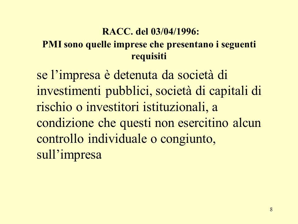 9 RACC.