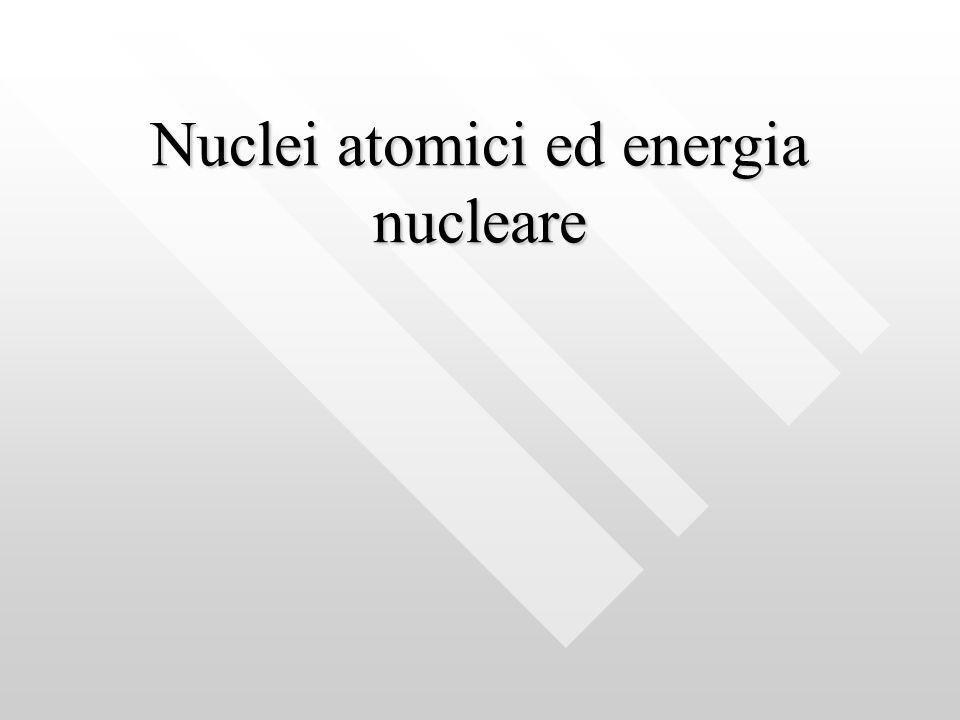 Nel 1911 Rutherford presentò il suo modello di atomo:Nel 1911 Rutherford presentò il suo modello di atomo: un nucleo centrale carico positivamente circondato da elettroni su orbite circolari; Un po di storia + e-e- e-e- e-e- e-e- e-e- e-e- e-e- e-e-