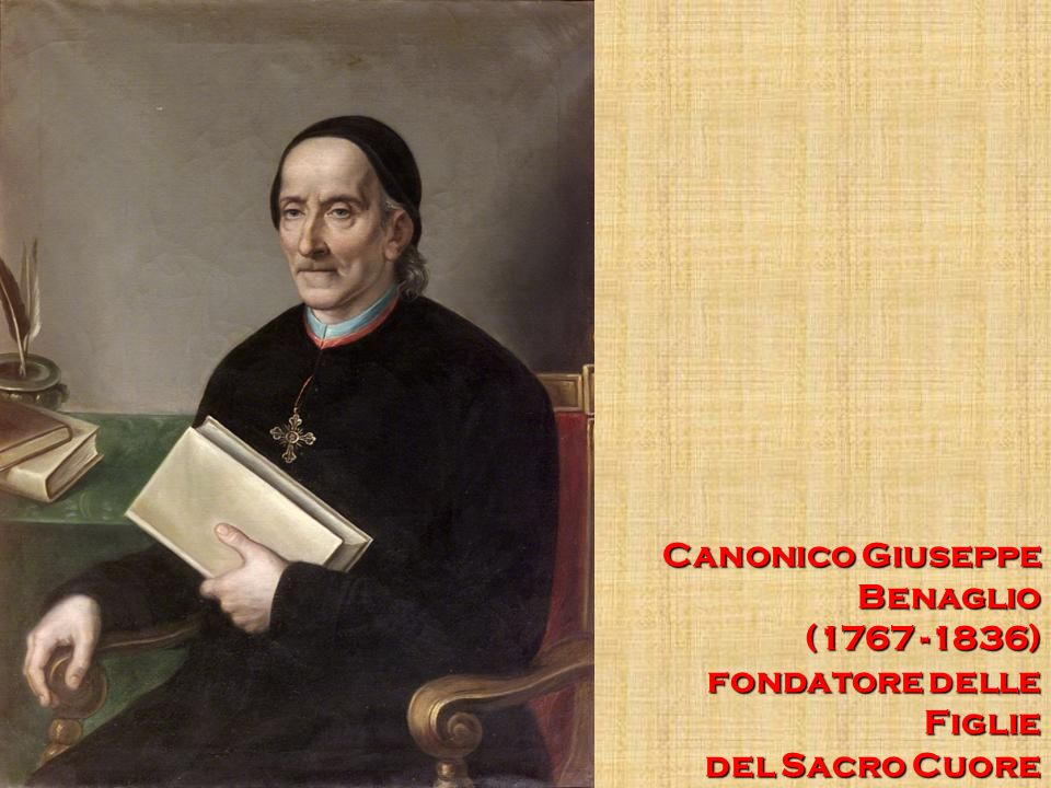 Marco Celio Passi (1754 - 1829) fondatore delle suore dorotee