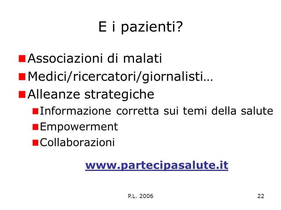 P.L.200623 Che fare.