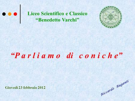 Liceo Scientifico e Classico