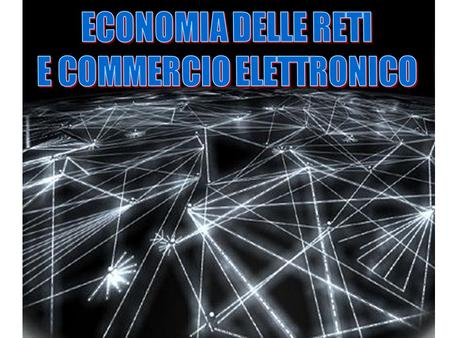 E COMMERCIO ELETTRONICO