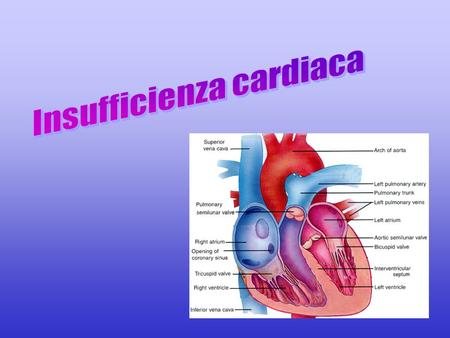 Insufficienza cardiaca