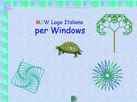 MSW Logo Italiano per Windows