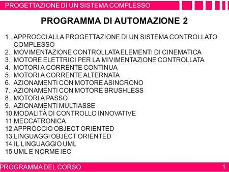 Tecnologia meccanica introduzione 1 tecnologia meccanica for Programma progettazione
