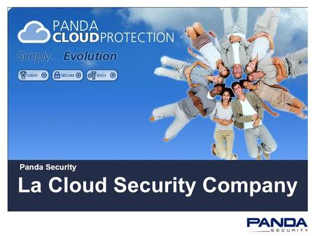 Panda Security La Cloud Security Company. 2 CONTENUTI Panda Cloud Protection Premesse Cosè la cloud security? Cosè Panda Cloud Protection? Target Come.