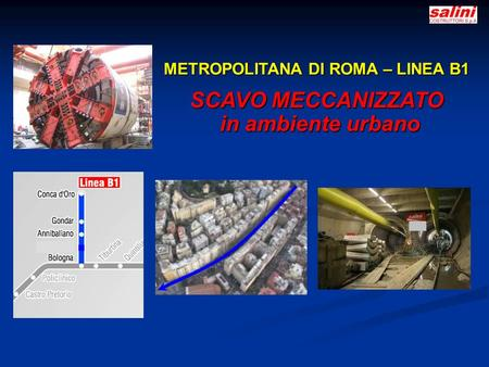 roma metropolitana linea blu salerno - photo#26