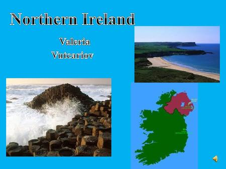 Northern Ireland situated in the north- east of the island of Ireland, it shares a border with the Republic of Ireland to the south and west Irlanda del.