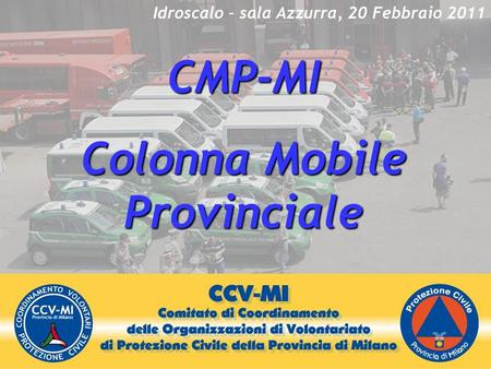 Colonna Mobile Provinciale