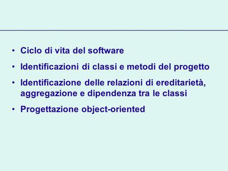 Il ciclo di vita della progettazione di un sistema for Software di progettazione domestica personalizzato