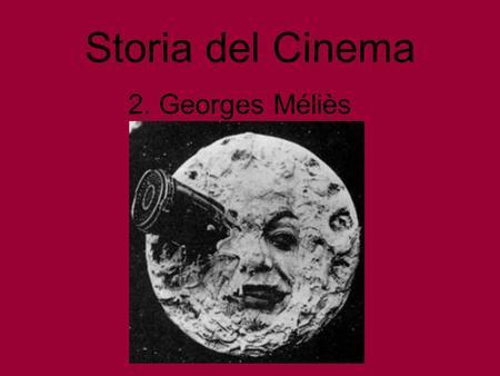 Cinema a colori storia