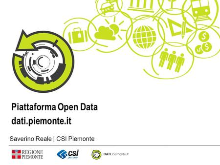 Piattaforma Open Data dati.piemonte.it
