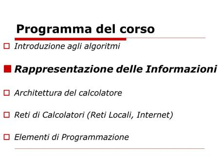Il sistema di numereazione decimale ppt video online for Calcolatore del programma di casa