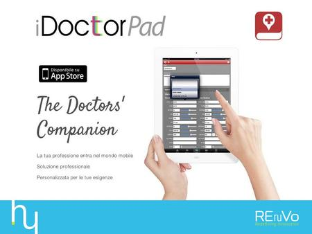 iDoctorPad – The Doctor's Companion