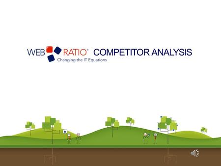 COMPETITOR ANALYSIS.