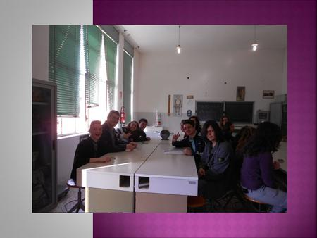 La II A in laboratorio….