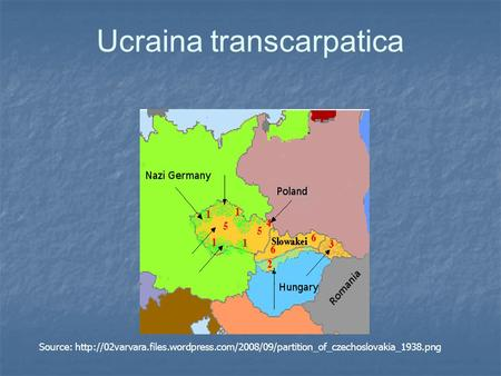Ucraina transcarpatica Source: