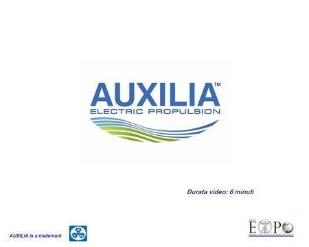 Durata video: 6 minuti AUXILIA is a trademark.