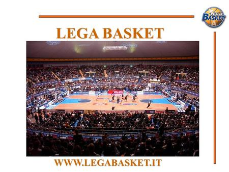 LEGA BASKET WWW.LEGABASKET.IT.