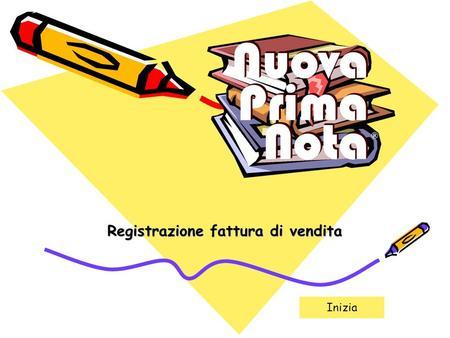 Registrazione fattura di vendita con pi aliquote iva for Registrazione preliminare di vendita