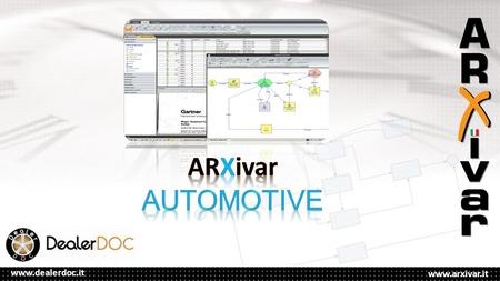 ARXivar AUTOMOTIVE.