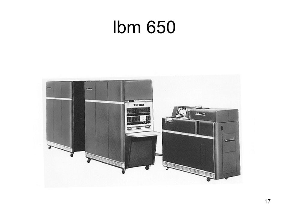 18 Ibm 7090/94
