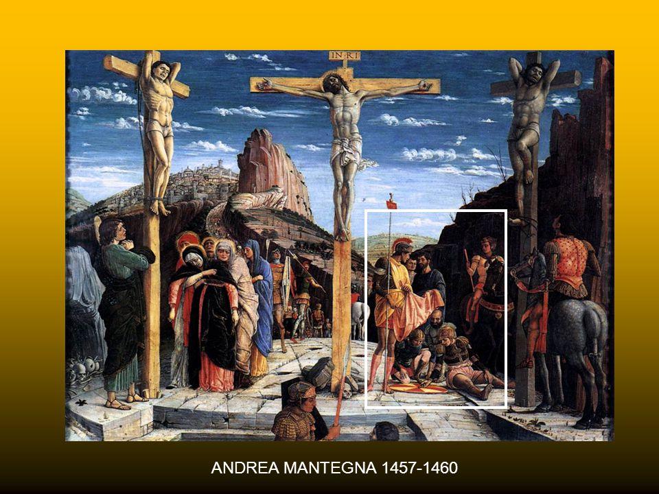 ANDREA MANTEGNA 1457-1460